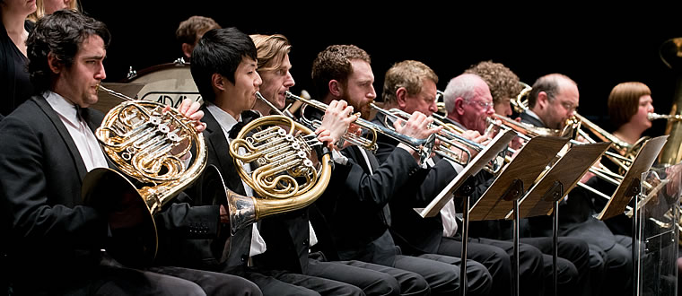 frenchhorn-trumpets