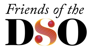 Friends of the DSO logo.