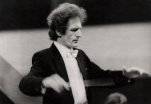 Conductor Jack Speirs, 1988